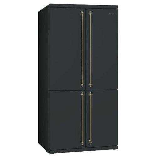 Холодильник smeg FQ60CAO двухкамерный холодильник smeg fa 8003 pos