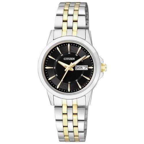 Наручные часы CITIZEN EQ0608-55EE citizen часы citizen eq0608 55ee коллекция classic
