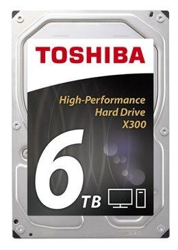 Жесткий диск Toshiba HDWE160UZSVA
