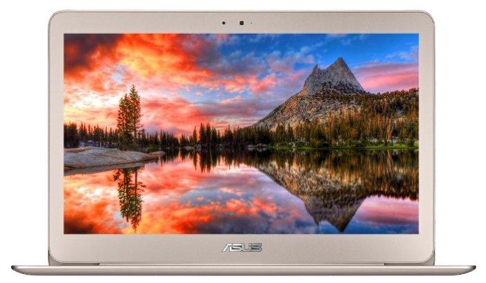 ASUS Ноутбук ASUS ZENBOOK UX305CA (Intel Core m5 6Y54 1100 MHz/13.3