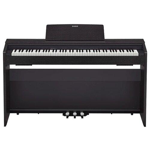 Цифровое пианино CASIO PX-870 black wood
