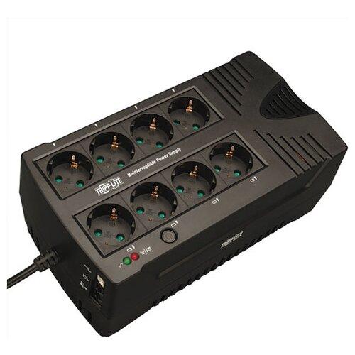 Интерактивный ИБП Tripp Lite AVRX550UD черный