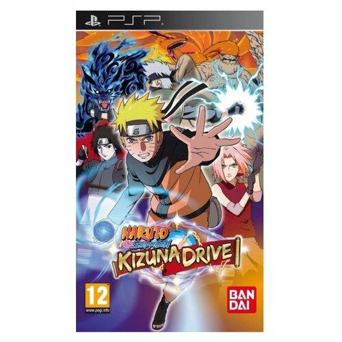 Игра для PlayStation Portable Naruto Shippuden: Kizuna Drive