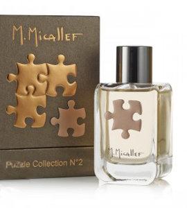 Парфюмерная вода M. Micallef Puzzle №2