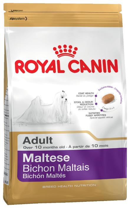 Корм для собак Royal Canin Maltese Adult