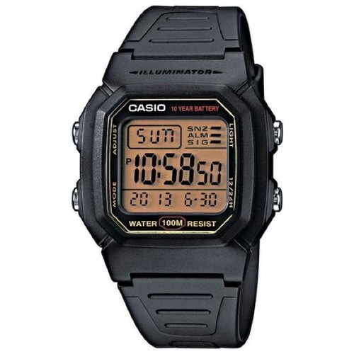 Наручные часы CASIO W-800HG-9A casio часы casio mtp e303sg 9a коллекция analog