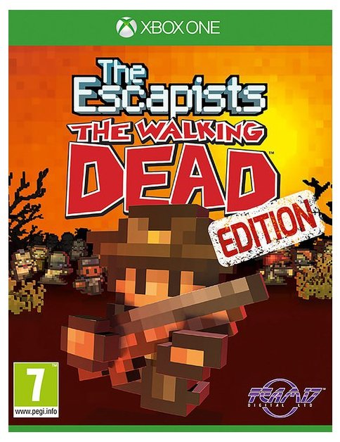 Team 17 The Escapists: The Walking Dead