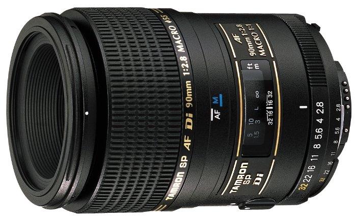 Tamron SP AF 90mm f/2.8 Di Macro 1:1 (272E) Nikon F