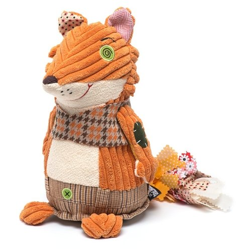 Мягкая игрушка Deglingos Лисичка Kitschos 31 см