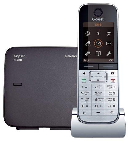 Радиотелефон Gigaset SL780
