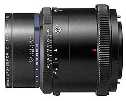 Объектив Mamiya Sekor Z APO 210mm f/4.5 RZ65
