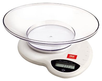 Calve Кухонные весы Calve CL-4589