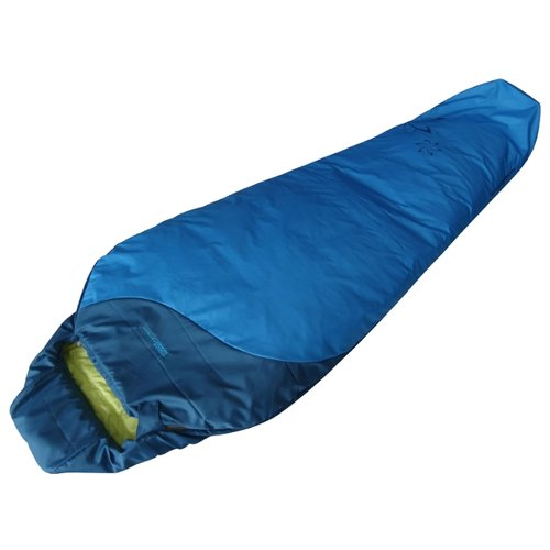 Спальный мешок ECOS Delta Ultralight 600 голубой с левой стороныСпальные мешки<br>