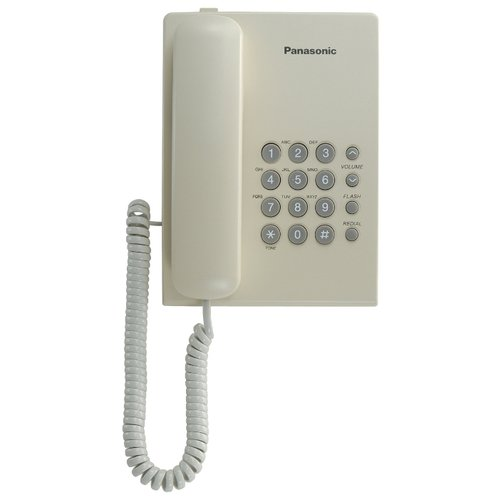 Телефон Panasonic KX-TS2350 бежевый телефон