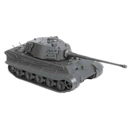 Сборная модель ZVEZDA Тяжелый немецкий танк