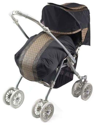 Прогулочная коляска Aprica Fendi