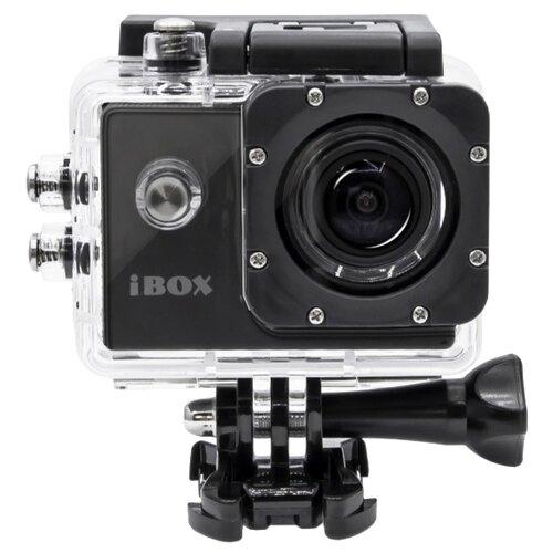 Экшн-камера iBOX SX-575 черный