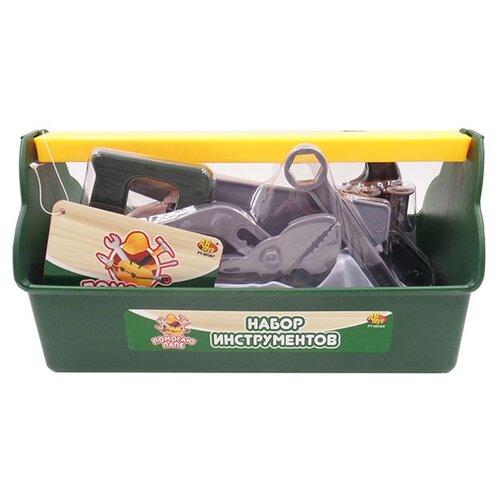 Купить ABtoys Помогаю Папе, 19 предметов PT-00567, Детские наборы инструментов