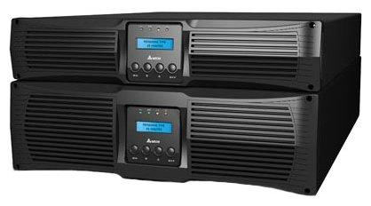 ИБП с двойным преобразованием Delta ES RT-Series 6 кVA