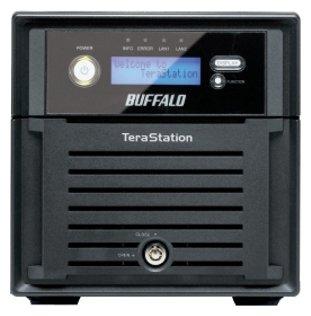 Сетевой накопитель (NAS) Buffalo TeraStation Pro Duo 4TB (TS-WVH4.0TL/R1EU)