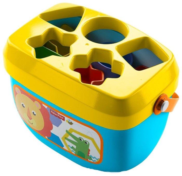 Сортер Fisher-Price Кубики для малышей