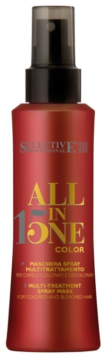 Selective Professional All In One Color Маска-спрей для окрашенных волос