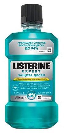 Listerine ополаскиватель Expert Защита десен