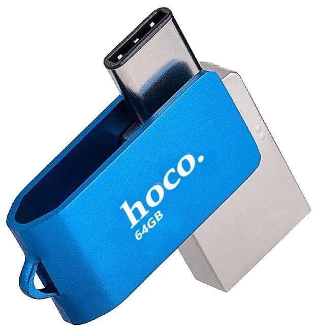 Флешка Hoco UD3 64GB