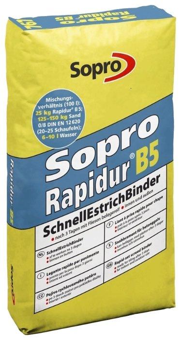 Базовая смесь Sopro Rapidur В 5