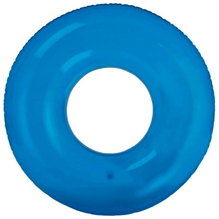 Надувной круг Intex Прозрачный 59260