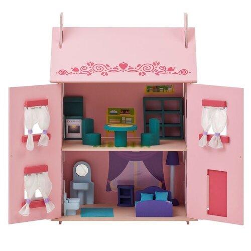 Купить PAREMO кукольный домик Милана PD115-01, Кукольные домики