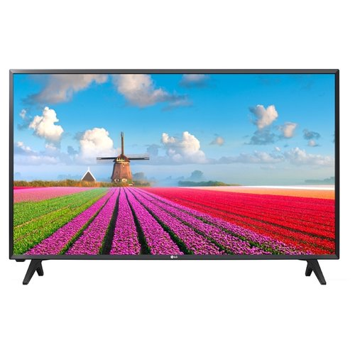 цена на Телевизор LG 32LJ500V 32 (2017) черный