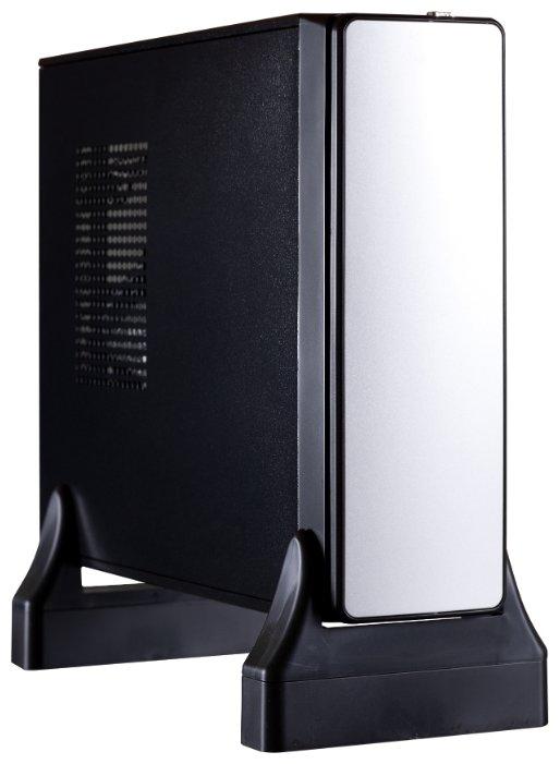 ExeGate MI-213L w/o PSU Black/silver