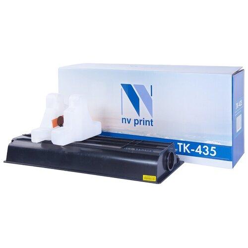 Картридж NV Print TK-435 для Kyocera, совместимый картридж kyocera tk 435 1t02kh0nl0