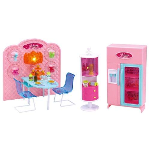 Dolly Toy Уютное кафе (DOL0803-009) розовый/белый/синий