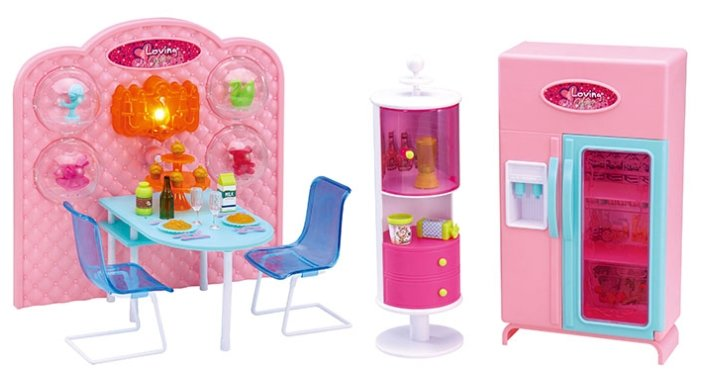 Dolly Toy Уютное кафе (DOL0803-009)