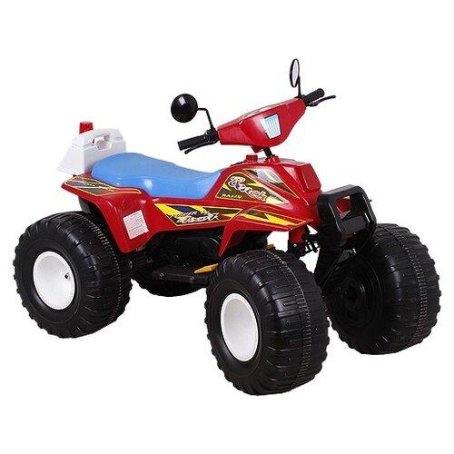 Пламенный мотор Квадроцикл Big Racer красный big квадроцикл bobby