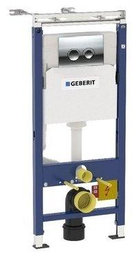 Рамная инсталляция GEBERIT Duofix 458.122.21.1 UP100