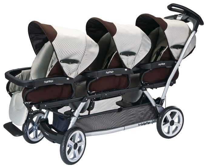 Прогулочная коляска Peg-Perego Triplette