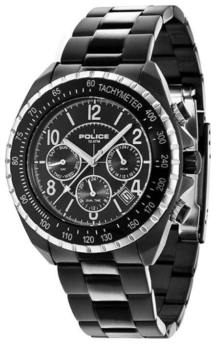 Купить Наручные часы Police PL.14343JSBS 02M по выгодной цене на  Яндекс.Маркете d98c33d336d