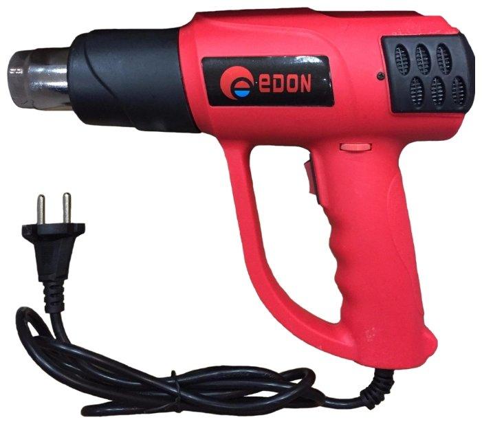 Строительный фен Edon HAG-6618 2000 Вт