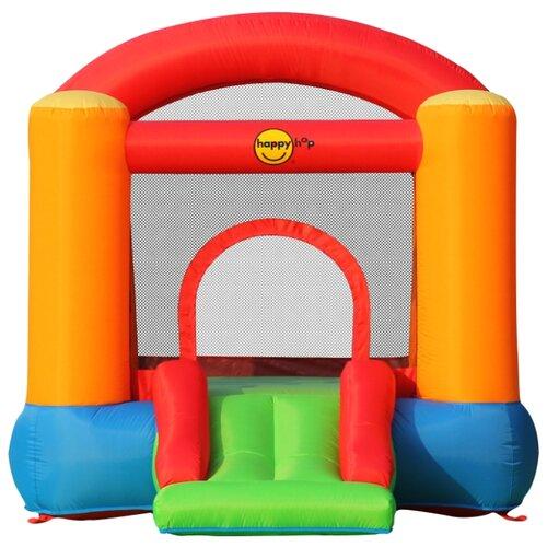 надувной батут неожиданные препятствия 9163 happy hop Надувной комплекс Happy Hop Забава 9004B