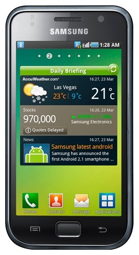 Смартфон Samsung Galaxy S Plus GT-I9001