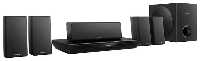 Philips HTB3520G Black