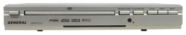 DVD-плеер General DVD-212