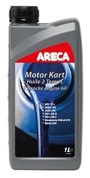 Масло для садовой техники Areca 2 Temps Motor Kart 1 л