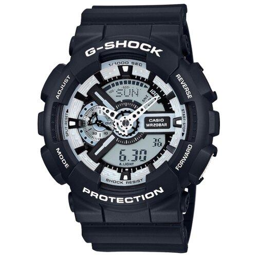 Наручные часы CASIO GA-110BW-1A casio ga 110rg 1a