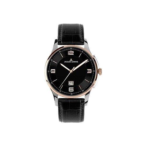 Фото - Наручные часы JACQUES LEMANS 1-1614E наручные часы jacques lemans 1 2094d