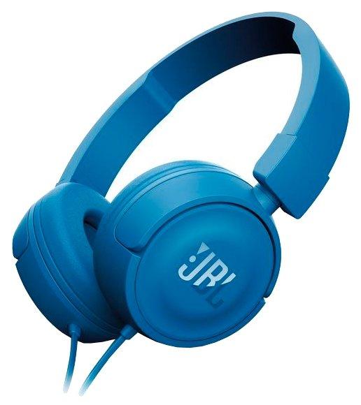 Наушники JBL T450 синий