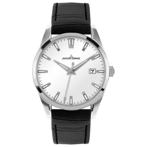 Наручные часы JACQUES LEMANS 1-1769D jacques lemans часы jacques lemans 1 1117bn коллекция liverpool